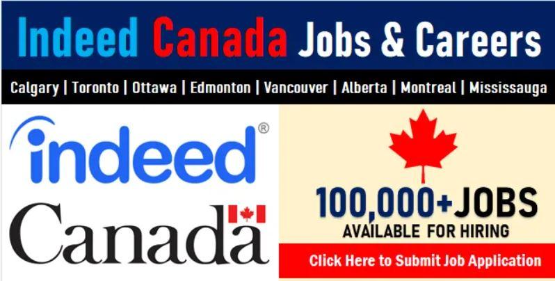 1000+ Indeed Canada Jobs